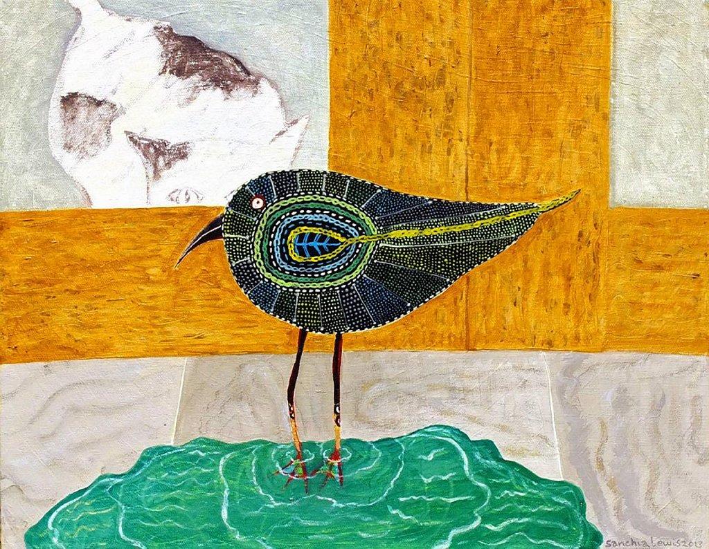 Patio Bird